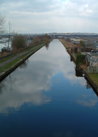 The Burnley Embankment - The Straight Mile